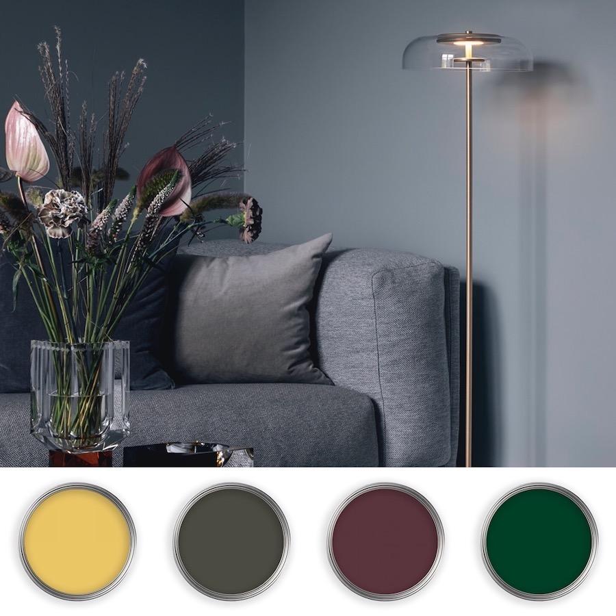 Sofa mit Leuchte kln